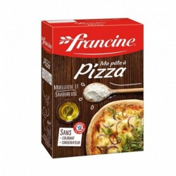 Francine Ma Pâte à Pizza Moelleuse et Savoureuse 510g (lot de 6)
