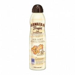 Hawaiian Tropic Silk Protection SPF 50 + Air Soft 177ml (lot de 2)