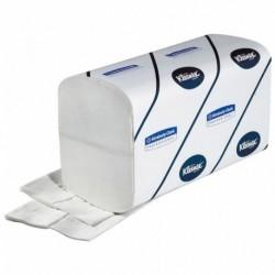 Kleenex Scott Xtra Recharge Essuie-Mains Blanc par 96 Formats (lot de 4)