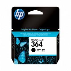HP Cartouche d'Encre 364 Noir (lot de 2)