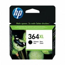 HP Cartouche d'Encre 364 XL Noir (lot de 2)