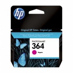 HP Cartouche d'Encre 364 Magenta (lot de 2)