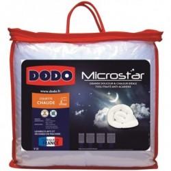 DODO Couette chaude microfibre DODO MICROSTAR 140x200cm