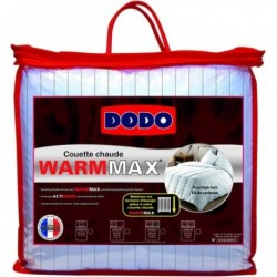 DODO Couette très chaude polyester DODOWARMAX 140x200cm