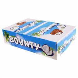 Bounty Lait (lot de 6)