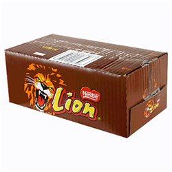 Lion (lot de 6)