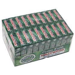 Hollywood dragées Green Fresh (lot de 6)