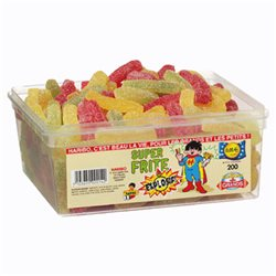 Haribo Super Frites (lot de 6)