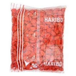Haribo Fraise Mini Tagada (lot de 6)