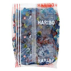 Haribo Schtroumpfs (lot de 6)