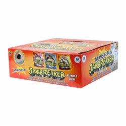 Jawbreaker Monster 18 Boules (lot de 6)