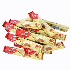 Barre Chocolat Côte d'Or Praliné Blanc (lot de 6)