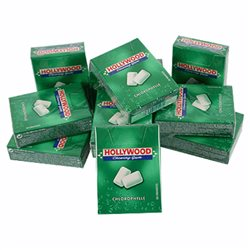 Hollywood dragées Chlorophylle (lot de 6)
