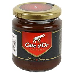 Côte d'Or Noir pâte à tartiner (lot de 6)