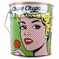 Pot Collector Chupa Chups Original (lot de 6)
