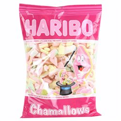 Haribo Chamallows Supermix (lot de 6)