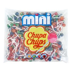 Maxi Pack Mini Chupa Chups (lot de 6)