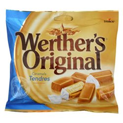 Werther's Original Caramels Tendres (lot de 12)