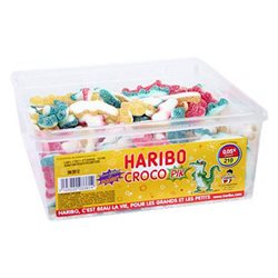 Haribo Croco Pik (lot de 6)