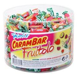 Carambar Minis Fruitolo (lot de 6)