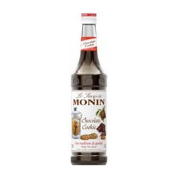 Sirop Monin Chocolate Cookie (lot de 6)