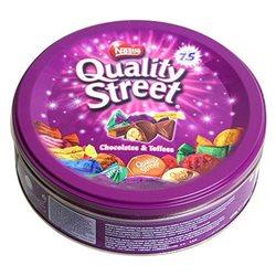 Quality Street Original Metal Box (lot de 6)