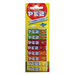 Recharges PEZ (lot de 30)