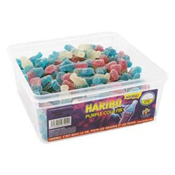 Haribo Purple Cola Pik (lot de 6)