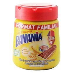 Pâte à tartiner Banania Cacao Céréales Bananes Maxi (lot de 6)