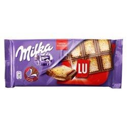 Milka Biscuit Petit Lu (lot de 6)