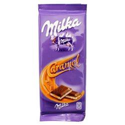 Milka Caramel (lot de 6)