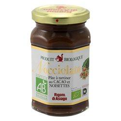 Pâte à Tartiner Nocciolata Cacao Noisettes Bio Maxi (lot de 6)