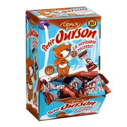 L'Authentique Petit Ourson Cémoi Chocolat au Lait (lot de 6)