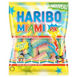 Haribo Miami Pik (lot de 6)