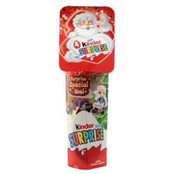 Kinder Surprise Noël (lot de 6)