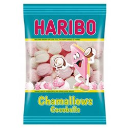 Haribo Chamallows Cocoballs (lot de 6)
