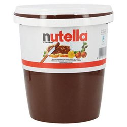 Maxi Pot Nutella 3Kg (lot de 6)