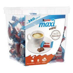 Megabox Kinder Maxi Mini (lot de 6)