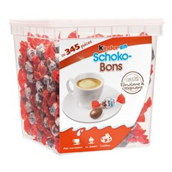 Megabox Kinder Schoko-Bons Mini (lot de 6)