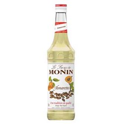 Sirop Monin Amaretto (lot de 6)