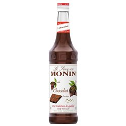 Sirop Monin Chocolat (lot de 6)