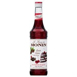 Sirop Monin Forêt Noire (lot de 6)