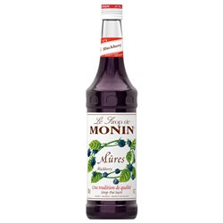Sirop Monin Mûres (lot de 6)