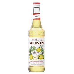 Sirop Monin Poire (lot de 6)