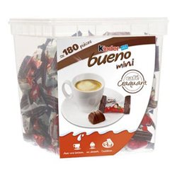 Megabox Kinder Bueno Mini (lot de 6)