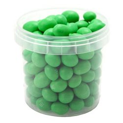 M&M's Green Peanut Box Vert (lot de 12)