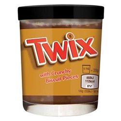 Pâte à tartiner Twix (lot de 6)