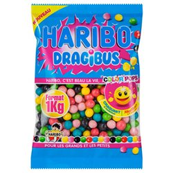 Haribo Dragibus Color Pops (lot de 6)