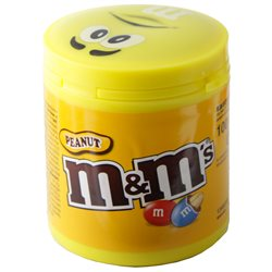 M&M's Peanut Box (lot de 9)