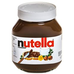 Nutella 750g (lot de 6)